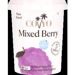 Photo of Yoghurt - Mixed Berry 500g