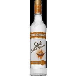 Photo of Stolichnaya Salted Karamel Vodka