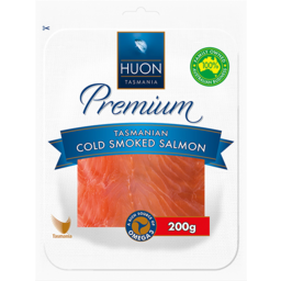 Photo of Huon Salmon Smoked Premium 200gm