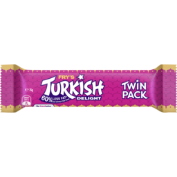 Photo of Frys Turkish Delight Twin Pack 2x38g