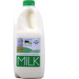 Photo of Country Valley Milk Full Org 2ltr