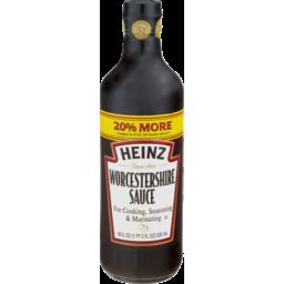 Photo of Heinz Sauce Worcestershire