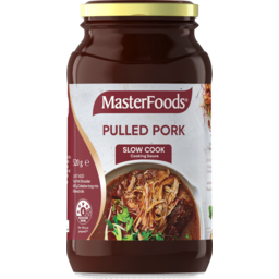 Photo of Masterfoods Pulled Pork Slow Cook Cooking Sauce 520g