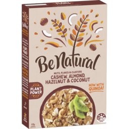 Photo of Be Natural Cashew, Almond, Hazelnut & Coconut 415gm