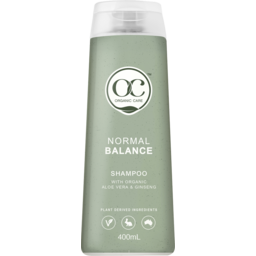 Photo of Organic Care Normal Balance Shampoo 400ml