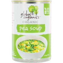 Photo of G/Organics Pea Soup 400g