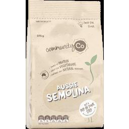 Photo of Community Co Aussie Semolina 375g