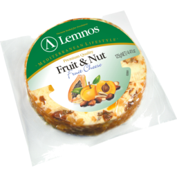 Photo of Lemnos Fruit & Nut Cheese 125g