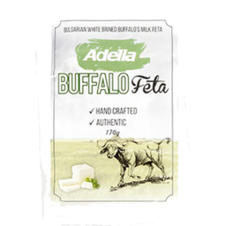 Photo of Adella Buffalo Feta 170gm
