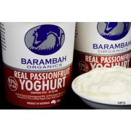 Photo of Barambah - P/Fruit Yoghurt 200gm