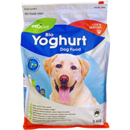 Photo of Bio Pet Dog Food - Lite & Mature - Yoghurt (Dry)