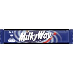 Photo of Milky Way Chocolate Whip Bar 22g