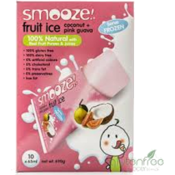 Photo of Smooze Grocery Fruit Ice - Guava [10] 690gm