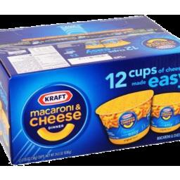 Photo of Kraft Easymac Cups