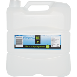 Photo of Best Buy Spring Water 10l