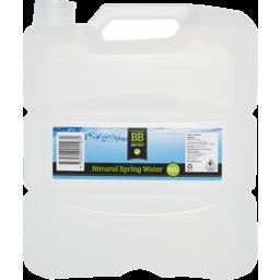 Photo of Best Buy Spring Water 10l