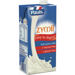 Photo of Pauls Zymil Full Cream Longlife Milk 1L