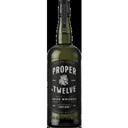 Photo of Proper Twelve Irish Whiskey 700ml