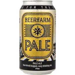 Photo of Beer Farm Pale Ale Can