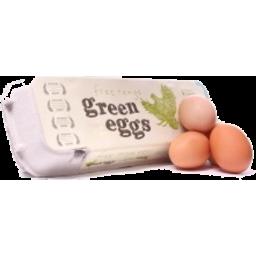 Photo of Green Eggs Free Range Dozen 700g