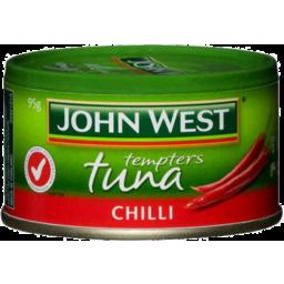 Photo of John West Tuna Tempters Chilli (95g)