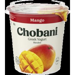 Photo of Chobani Mango Greet Yoghurt 907g