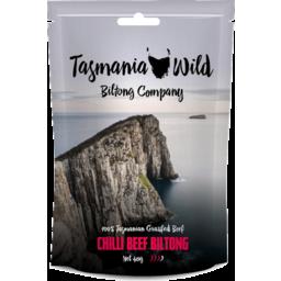 Photo of Tasmania Wild Biltong Company Beef Chilli 40gm