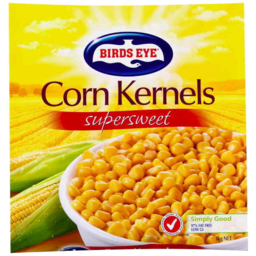 Photo of Birds Eye Corn Kernels Supersweet 1kg
