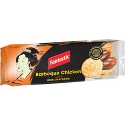 Photo of Fantastic Rice Crackers Barbeque Chicken 100g
