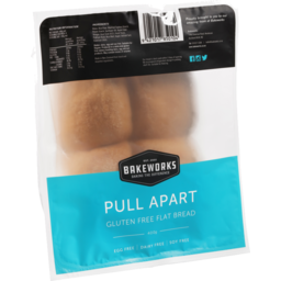 Photo of Gluten Free Bread Bakeworks Pullapart 400g