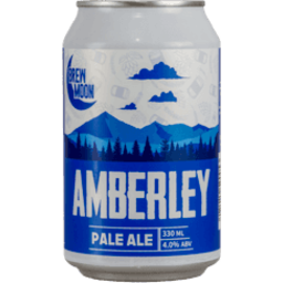 Photo of Brew Moon Amberley Pale Al 330ml
