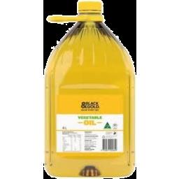 Photo of Black & Gold Oil Vegetable 4l