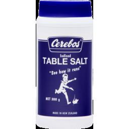Photo of Cerebos Caf? Salt 300gm 300g