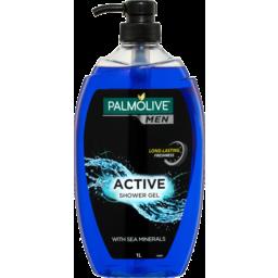 Photo of Palmolive For Men Active Shower Gel 1