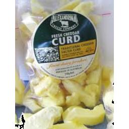 Photo of Fresh Cheddar Curd 250g
