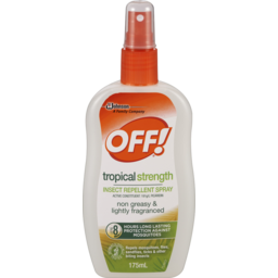 Photo of Off! Tropical Strength Pump Spray Repellent 175ml