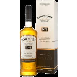 Photo of Bowmore Islay No . 1 700ml