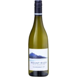 Photo of Mount Riley Chardonnay 750ml