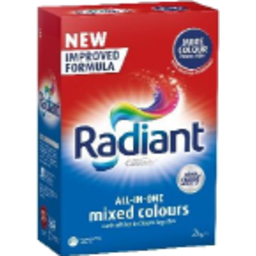 Photo of Radiant Mixed Colours Powder 2kg