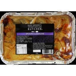 Photo of Suzy Spoon's Vegetarian Butcher Lasagne