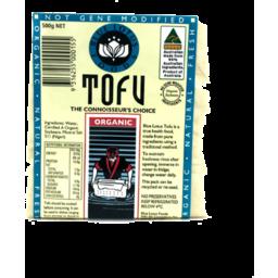 Photo of Blue Lotus Organic Tofu 500gm
