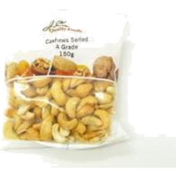 Photo of JC's Cashews Unsalted 150g