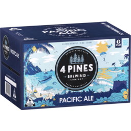 Photo of 4 Pines Pacific Ale Stubbies