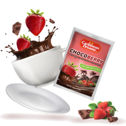 Photo of Caribbean Dreams Choco Berry Tea