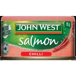 Photo of John West Salmon Chilli 95g