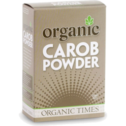 Photo of Organic Times Carob Powder