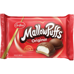 Photo of Griffin's Chocolate MallowPuffs 200g