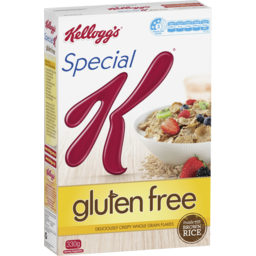 Photo of Kelloggs Special K Gluten Free 330g