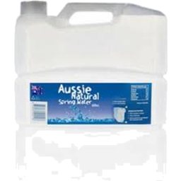 Photo of Aussie Natural Spring Water 10L