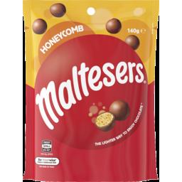 Photo of Maltesers Honeycomb Chocolate Medium Bag 140g